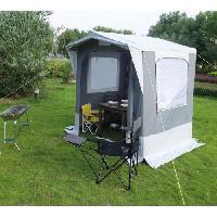 Abris De Camping SUMMERLINE Abri extérieur Eden - 200 x 150 cm