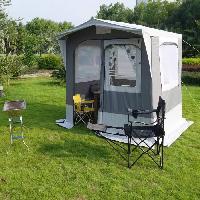 Abris De Camping SUMMERLINE Abri extérieur Eden - 200 x 200 cm