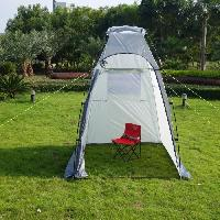 Abris De Camping SUMMERLINE Abri toilettes Elysée - 140 x 140 cm