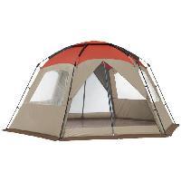 Abris De Camping TRIGANO Abri Tonelle - Beige et vert