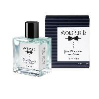 Absolu De Parfum - Extrait De Parfum - Parfum  Monsieur d gentleman in blue 100ml