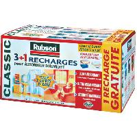 Absorbeur D'humidite Recharge Classic - 1 kg - 4 recharges
