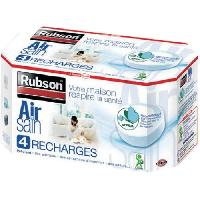 Absorbeur D'humidite Recharge absorbeur air sain - Vendu par 4