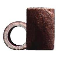 Accessoire - Consommable Machine Outil 6x Bandes de poncage - 6.4mm