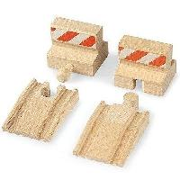 Accessoire - Piece Detachee - Outil Circuit 2 rampes et 2 butoirs