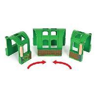 Accessoire - Piece Detachee - Outil Circuit BRIO World  - 33709 - Tunnel Modulable - Jouet en bois