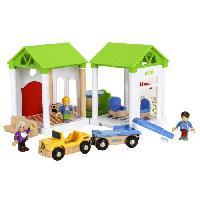 Accessoire - Piece Detachee - Outil Circuit Maison de vacances