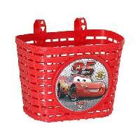 Accessoire - Piece Detachee Vehicule CARS Corbeille pour Véhicule Vélo Draisienne Enfant - Stamp