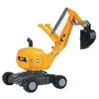 Accessoire - Piece Detachee Vehicule CAT Digger - Vehicule pour Enfant