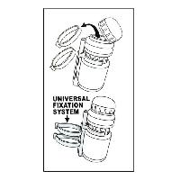 Accessoire - Piece Detachee Vehicule LES ANIMAUX DE LA JUNGLE Pack Accessoires - Corbeille - Bidon - Sonnette - Stamp