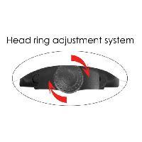 Accessoire - Piece Detachee Vehicule SPIDERMAN Casque Ajustable Taille S