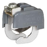 Accessoire Coffret De Communication - Connecteur Rj45 - Panneau De Brassage Connecteur de mise a la terre