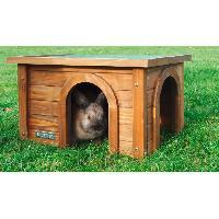 Accessoire De Cage - Abri Petit Animal Abri 45x27x32cm - Pour rongeur