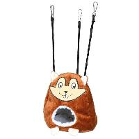 Accessoire De Cage - Abri Petit Animal Abri douillet 11 X 14 cm pour rongeurs