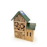 Accessoire De Cage - Abri Petit Animal DUVO Hôtel a insectes Nandor - 29x10x35 cm