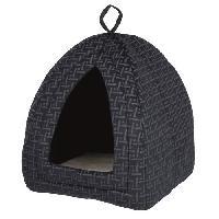 Accessoire De Cage - Abri Petit Animal TRIXIE Abri douillet Ferris 32 × 42 × 32 cm - Bleu - Pour chien