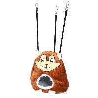 Accessoire De Cage - Abri Petit Animal TRIXIE Abri douillet ø 11 × 14 cm pour rongeurs