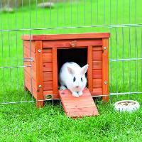 Accessoire De Cage - Abri Petit Animal TRIXIE natura habitat pour rongeur