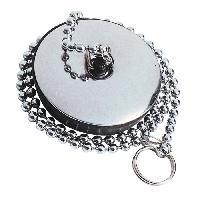 Accessoire De Cuisine Bouchon SP9208 - Inox - D 47 mm - Evier inox - Avec enjoliveur
