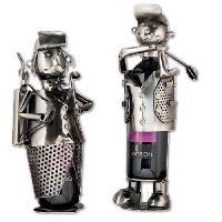 Accessoire De Cuisine Portes bouteilles metal Golf Aucune