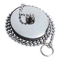 Accessoire De Cuisine WIRQUIN Bouchon SP9209 - Inox - O 52 mm - Evier en gres - Avec enjoliveur