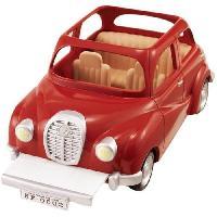Accessoire De Figurine 2002 Voiture rouge