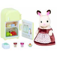 Accessoire De Figurine 5014 Maman Lapin ChocolatRefrigerateur