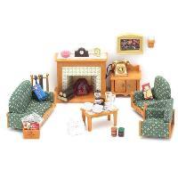 Accessoire De Figurine 5037 Salle De Sejour De Luxe