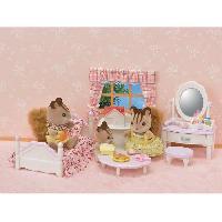 Accessoire De Figurine 5285 - Set Chambre Fille Sylvanian