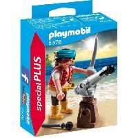 Accessoire De Figurine 5378 Canonnier des pirates - Playmobil