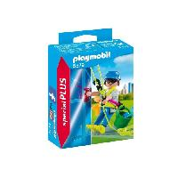 Accessoire De Figurine 5379 Laveur de vitres - Playmobil