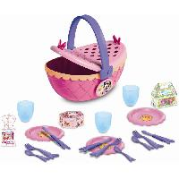 Accessoire De Figurine Kit de pique-nique Minnie