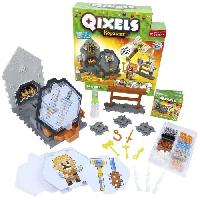 Accessoire De Figurine L'Armurerie - Qixels Royaume