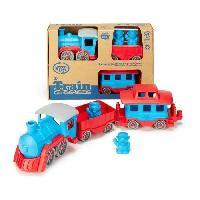 Accessoire De Figurine Le Train bleu Green Toys