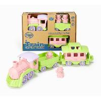 Accessoire De Figurine Le Train rose Green Toys