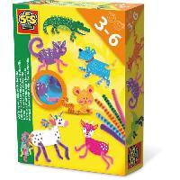 Accessoire De Figurine SES CREATIVE Fabriquer des animaux en fil chenille