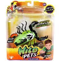 Accessoire De Figurine Scorpion 1 Interactif Wild Pets -capteurs sensitifs-