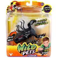 Accessoire De Figurine Scorpion 3 Interactif Wild Pets -capteurs sensitifs-