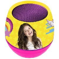 Accessoire De Jeu Multimedia Enfant Enceinte Bluetooth Soy Luna