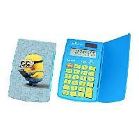 Accessoire De Jeu Multimedia Enfant LEXIBOOK - Calculatrice de poche Les Minions