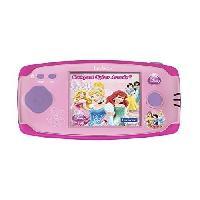Accessoire De Jeu Multimedia Enfant LEXIBOOK -DISNEY PRINCESSES - Console de Jeu Enfant avec 150 Jeux. Fille. a partir de 5 ans.