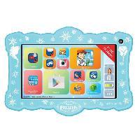 Accessoire De Jeu Multimedia Enfant LEXIBOOK - Fluo Tablet avec Pochette Frozen