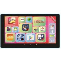 Accessoire De Jeu Multimedia Enfant LEXIBOOK - Tablette Tactile Enfant LexiTab - 10 pouces - Contenu Educatif et Ludique - Avec Contrôle Parental