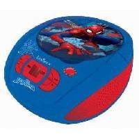 Accessoire De Jeu Multimedia Enfant SPIDERMAN - Radio lecteur CD