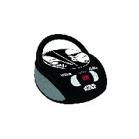 Accessoire De Jeu Multimedia Enfant STAR WARS Radio lecteur CD