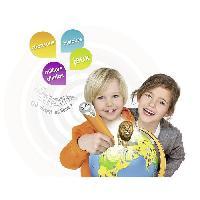 Accessoire De Jeu Multimedia Enfant TIPTOI Coffret lecteur et 1er Globe Interactif