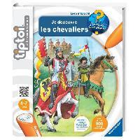 Accessoire De Jeu Multimedia Enfant Tiptoi Je Decouvre les Chevaliers
