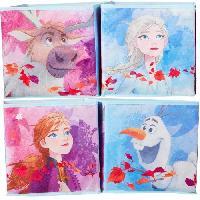 Accessoire De Meuble DISNEY FROZEN Cubes de rangement La Reine des Neiges - Jouets pour enfants - Bleu