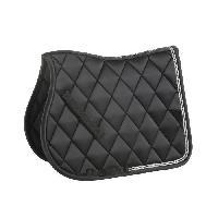 Accessoire De Selle Chabraque Diamond pour cheval - Noir