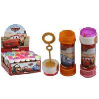 Accessoire Et Piece Detachee Plein Air 1 tube Cars de Bulles de savon - 60ml - Disney